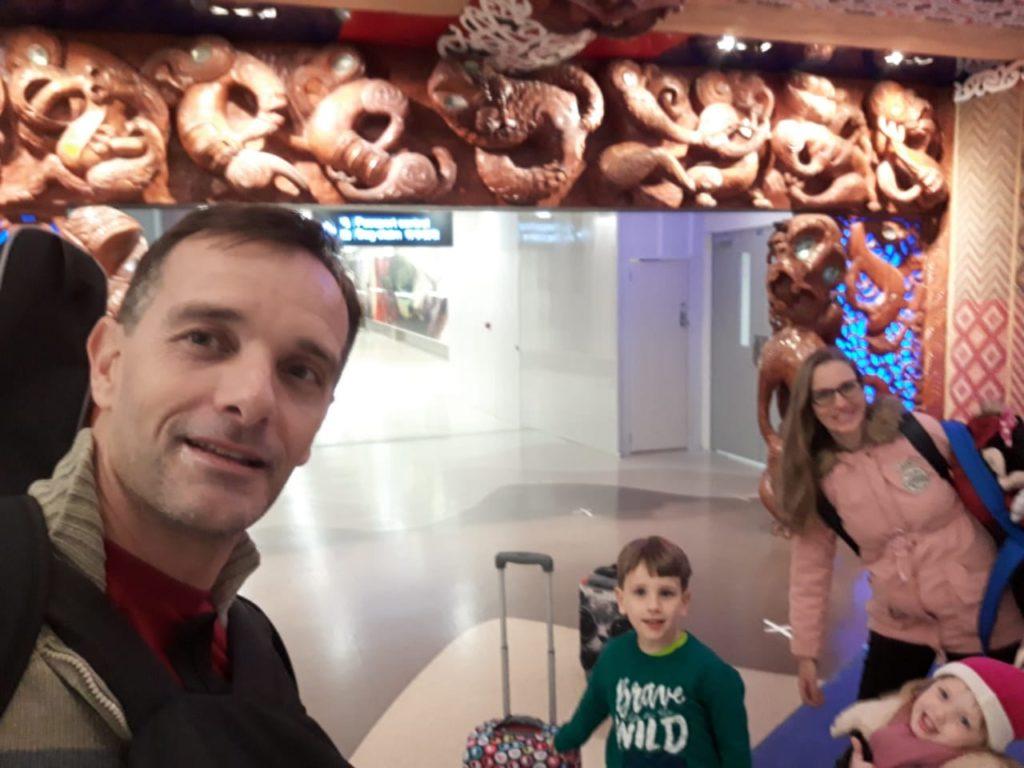 Leão, Bruna e família