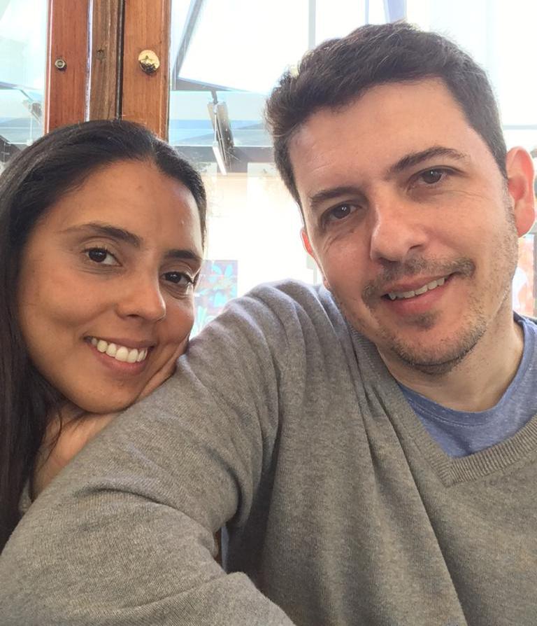 Eduardo e Ana Paula