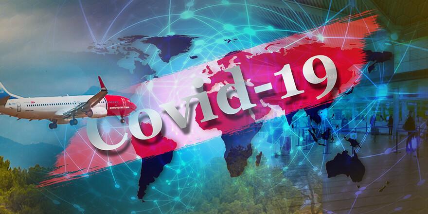 Novas instruções da Immigration covil-19