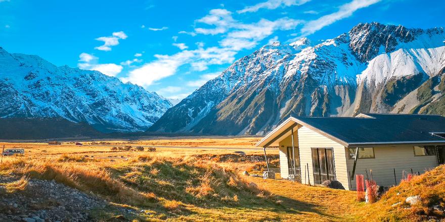 São várias atividades para aproveitar o outono na Nova Zelândia