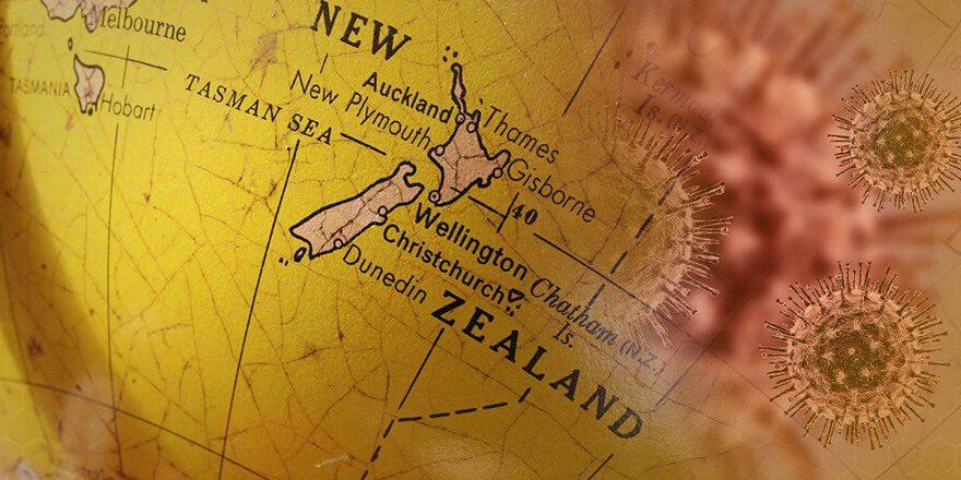 Nova Zelândia pode realizar um objetivo ousado de eliminar vírus