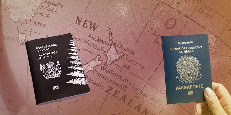 Extensão do visto
