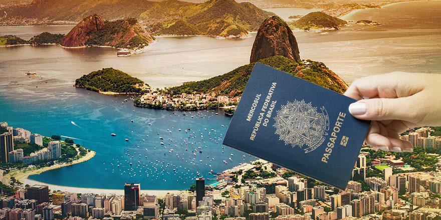 Como tirar ou renovar passporte brasileiro - nzvisto