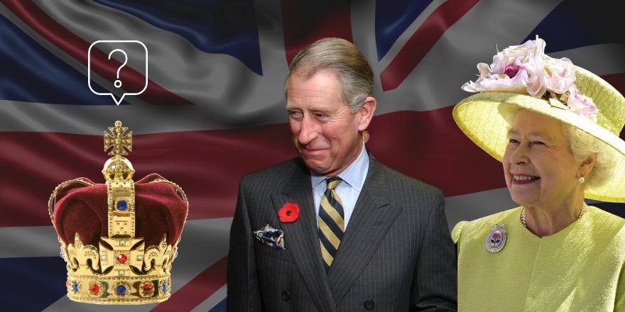No triste dia da morte da Rainha Elizabeth, todas as organizações de notícias, revistas e jornais do mundo entrarão em ação