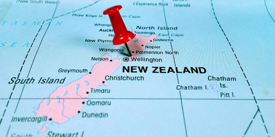 Por que as fronteiras da Nova Zelândia são importantes