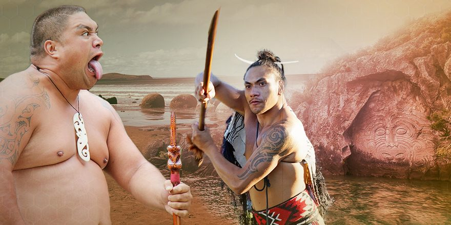 palavras maoris nova zelandia - nzvisto