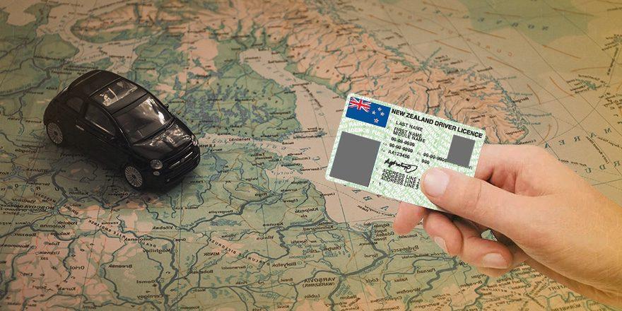 regras de direção na nova Zelândia - nzvisto